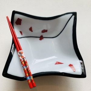 Make It! Fused Glass Ramen Noodle Bowl