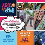 Art on the Mall 2021