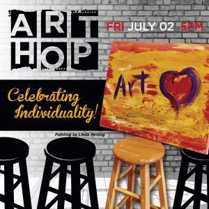 Art Hop - July 2021