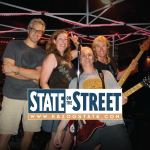 State on the Street ft. Lisa Can't Sing