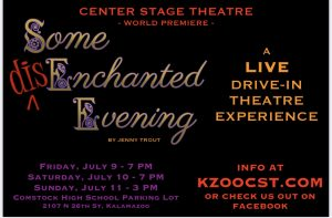 Some DIS-Enchanted Evening A Live, Drive-in Theatr...