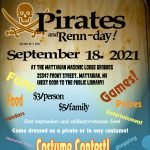 Mattawan Pirates and Ren-day! CANCELLED