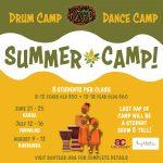 Rootead Drum & Dance Summer Camp
