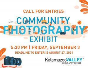 Call for Entries: Community Photography Exhibit