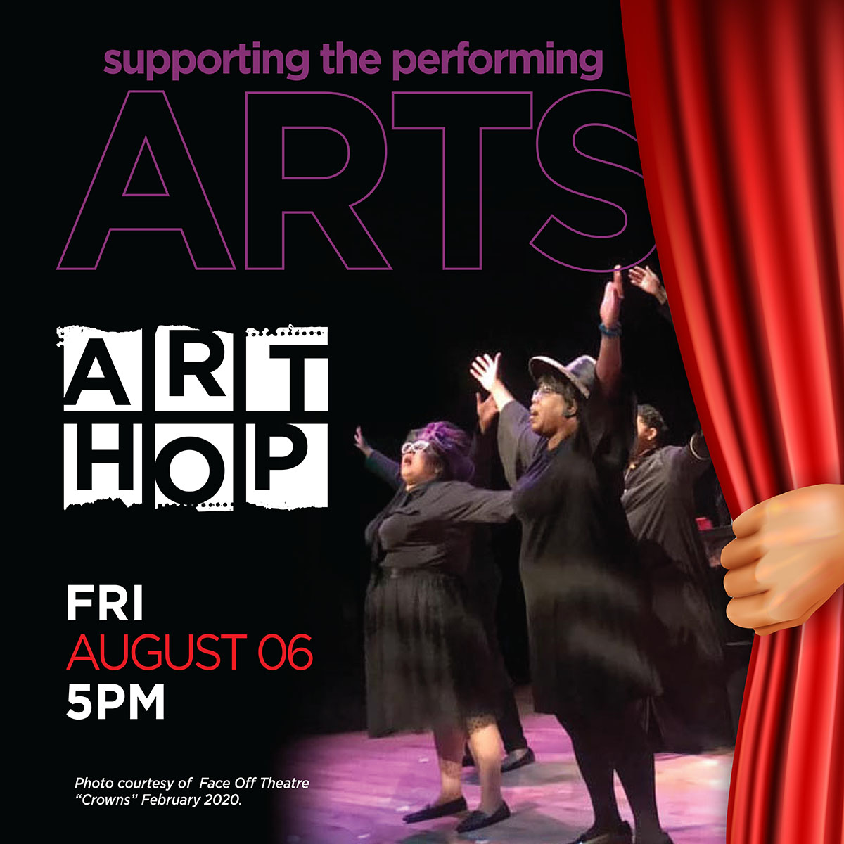 Art Hop - August 2021