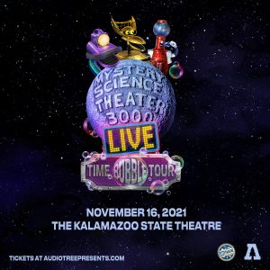 Mystery Science Theatre 3000 Live Presented by Aud...