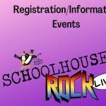 Information Night - Penguin Project: Schoolhouse Rock Live! Jr.