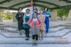 SHE PERSISTED - THE MUSICAL
