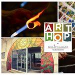 Art Hop September 2021 Stop 14: Glass Art Kalamazoo