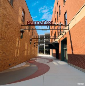 Haymarket Plaza