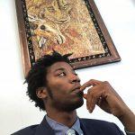 Art Hop October 2021 Stop 1: Tyree Broadway at Arts Council Westin Gallery