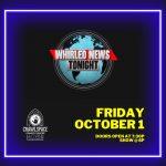 Whirled News Tonight