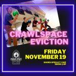 Crawlspace Eviction - Nov 19