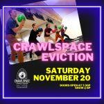 Crawlspace Eviction - Nov 20