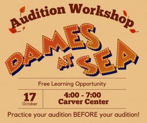 Audition Workshop