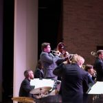 University Jazz Lab Band Directed by Prof. John Hebert
