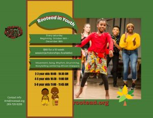 Rootead in Youth