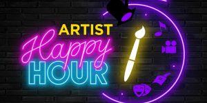 October Artist Happy Hour - Grants