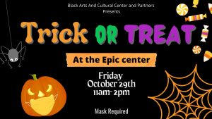 Trick Or Treat At The Epic Center