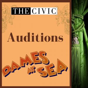 Dames at Sea Auditions