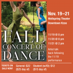 UNBOUND: Fall Concert of Dance