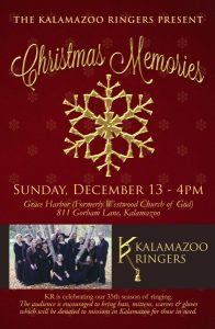 Kalamazoo Ringers Christmas Concert - Christmas Memories