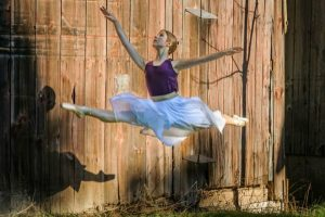 Master Ballet Classes with Soli Deo Gloria