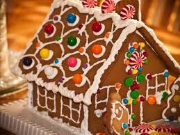 Sweet and Spooky Gingerbread Houses