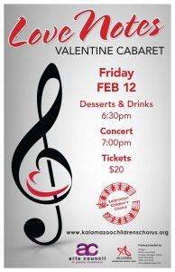 Love Notes... A Valentine Cabaret