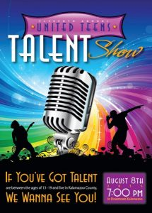 2015 United Teens Talent Show Auditions