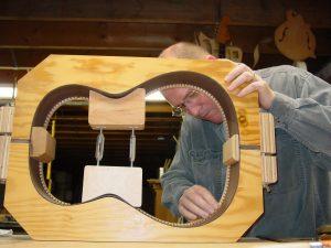 Custom Guitar Work at Kal-Tone