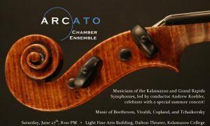 Arcato Chamber Ensemble Summer Concert