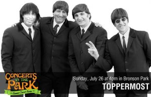 Concerts in the Park - Toppermost