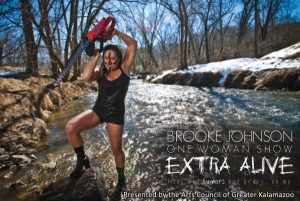 EXTRA ALIVE - Brooke Johnson