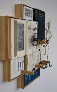 Gallery Talk: Adaptation: Transforming Books into Art