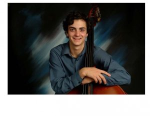 Concert In The Park with Nicholas Schwartz, Double Bass