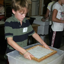 Papermaking Play!