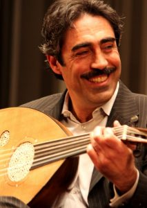Simon Shaheen, violin and oud