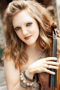 Rachel Barton Pine in Concert