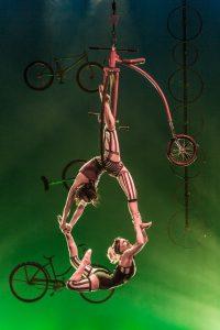 Cirque Mechanics: Pedal Punk