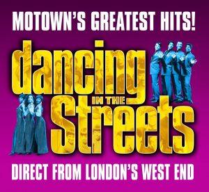 Dancing in the Streets Motown Revue