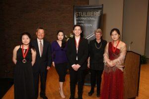 Stulberg International String Competition