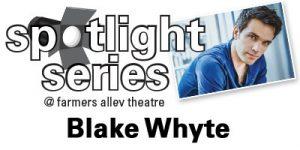 Blake Whyte Music Live