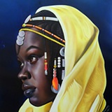 Senegalese art from the CAPCA collection of Ibra Fall