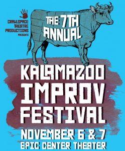 7th Annual Kalamazoo Improv Festival