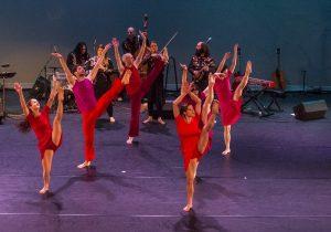 Art Hop: Wellspring/Cori Terry and Dancers