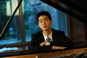 Gilmore Rising Stars: Andrew Hsu (USA)