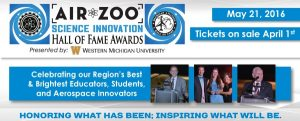 Air Zoo Science Innovation Hall of Fame Awards Gal...