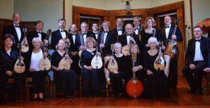 Kalamazoo Mandolin & Guitar Orchestra in Concert
