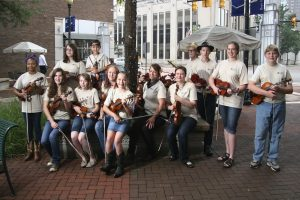 Concerts In the Park: Community Arts Awards featuring Crescendo Academy of Music